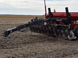 Yetter Hydraulic Drill Caddy, No-Till Coulters 15', One Owner