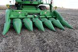 2014 John Deere 606C StalkMaster Chopping Head, Knife Rolls, Hyd Deck Plates, Stalk Stompers, Only A