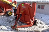 Case IH 600 Silage Blower 540PTO, New Band 2 Years Ago, Good Condition, SN: CCD0010814