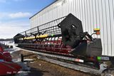 2008 Case IH 1020 Bean Head, 25', Crary Air Reel, Fore/Aft, Stone Guard, Full Finger Auger, Dual PTO