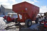 Minnesota 400 Bushel Gravity Wagon With 12 Ton MN Running Gear, 16.5 x 16.1 Tires