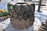 Pair 23.1x26 Tires At 30%