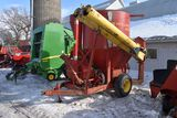 New Holland 354 Mixer Mill, Hydraulic Drive, 540PTO, 16' Unload Auger, SN: 281203
