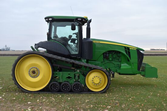 "2013 John Deere 8335RT, 3,067 Hours, GS3 Command Center, 3pt, Large 1000PTO, Power Shift, 30"" Tracks"