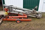 Balzer Vert 150 Manure Pump, 540PTO, Good Condition, SN: 363-94