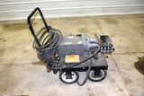 10hp Single Phase Cold Water Pressure Washer On Cart