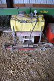 30 Gallon ATV Sprayer, 10' Booms, 12 Volt Flo-Jet 35PSI Pump, Wand,