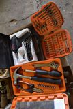 Driver Kit, Weller Sauder Gun & Ikea Tool Set