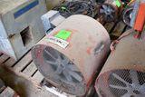 Behlen Model 302313 1 1/2HP Bin Fan, 18
