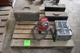 JD Tractor Tool Boxes, Tool Box, Heater, Mini Shop Vac