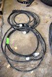 3 Small 220volt Drop Cord