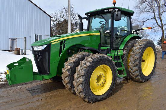 NO-RESERVE FARM RETIREMENT AUCTION - CIHAK FARMS