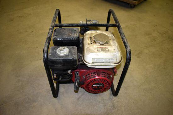Honda WP20X 4HP Transfer Pump