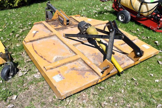 Southern Equipment Manufacturing 3 Point Mower, 540 PTO, 6',