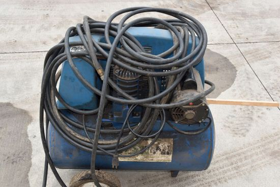 Campbell Hausfeld Air Compressor, 110,