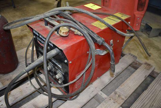 Century 145amp Wire Feed Mig Welder, 220 Power