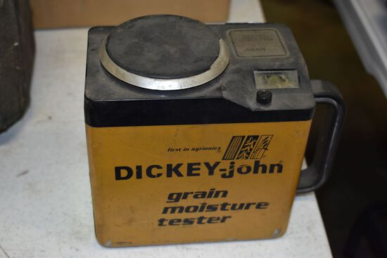 Dickey John Grain Moisture Tester