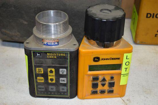 John Deere Moisture Check Plus Model SW08120, John Deere Moisture Checker Missing Cap