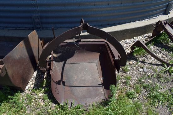 Stockland Model A-1 3pt. Tumble Bucket
