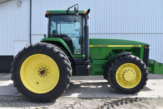 CLEAN NO-RESERVE FARM RETIREMENT AUCTION - PIRKL