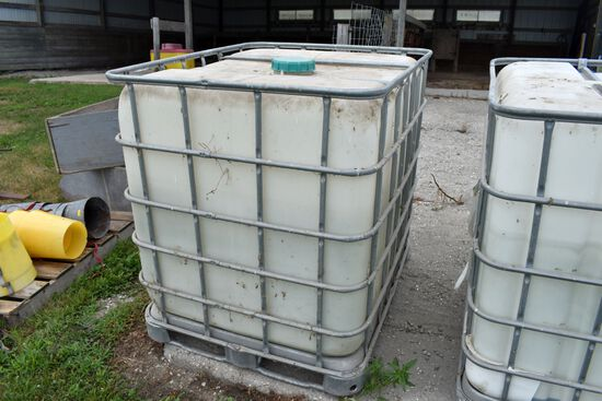 250 Gallon Poly Tote