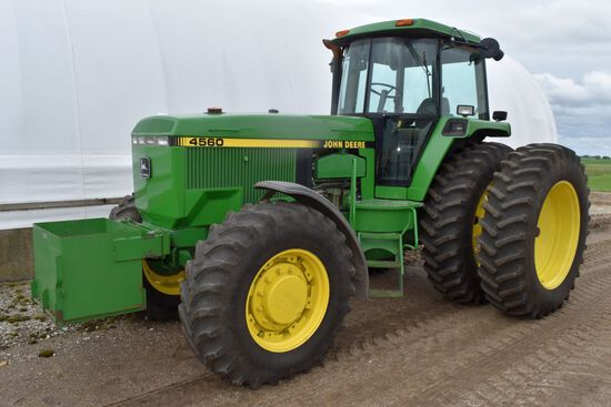 CLEAN NO-RESERVE FARM RETIREMENT AUCTION - KELM