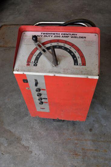 Century 295 Amp Stick Welder