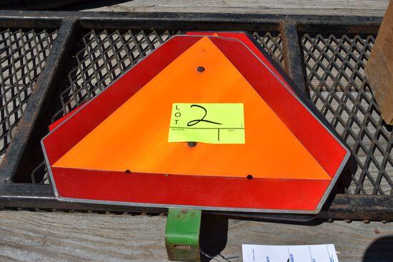 3 SMV Signs
