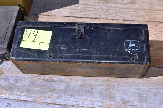 John Deere Tool Box