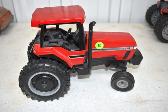 Ertl Case IH 7210 2WD Tractor, 1/16th Scale, No Box