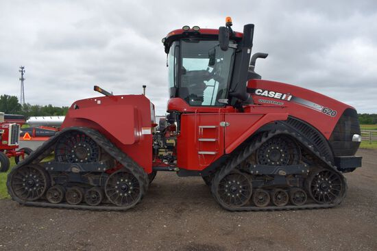 Large Farm Machinery and Equipment Auction