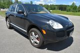 2005 Porsche Cayenne Turbo, AWD, 4 Door, Full Power, Leather, 155,066 Miles, Black