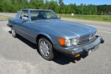 1979 Mercedes 450SL Coupe, V8, Auto, Convertible/Removable Top, 113,920 Miles, AM/FM, A/C, P/W, Very
