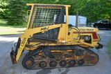 ASV Posi-Track MD70 Skid Loader Aux Hyd, Cage Cab, 772 Hours, 70hp