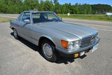 1980 Mercedes 280SL Coupe, V6, Auto AM/FM, A/C, Removable Top (Convertible) 136,756 Miles, Very Nice