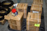 Pallet of 4 Boxes of LED Key Chain Flash Lights