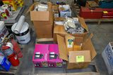 Approximately of 75 Set of New Leather Gloves and Chopper Mittens, 2 Brentwood Electric Mixers