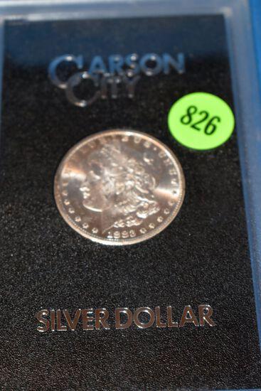 1883 Carson City Silver Dollar