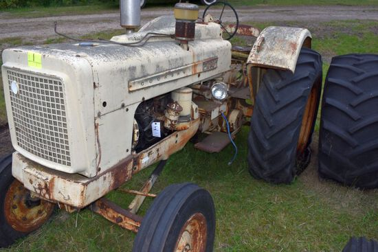 Cockshutt 570 diesel wheatland, non running, pretty much complete