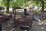 2 door Model T body