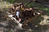 2- 4 cylinder engines
