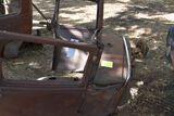 assortment Model A and T doors, front cowl