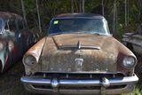 1953 Mercury 4 door, white, no title