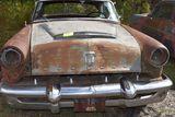 1953 Mercury Monterey 2 door, no interior, no title