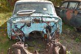Studebaker Powerhawk 2 door, no engine, no front end, no title