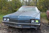 1977 Buick LaSabre 2 door, no title