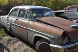 1953 Mercury 4 door, good glass, good trim, no title