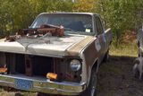 1979 Chevy Cheyenne no grill, 4 wheel drive, titled