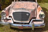 Studebaker Powerhawk 1955 to 57 sweepstakes 259 engine, no title
