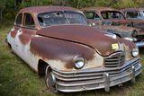 1947 to 1949 Packard 4 door, no title